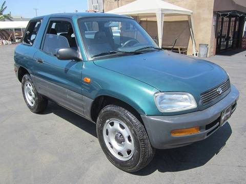 1996 Toyota RAV4 for sale at Win Motors Inc. in Los Angeles CA