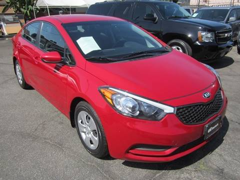2016 Kia Forte for sale at Win Motors Inc. in Los Angeles CA