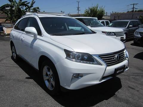 2014 Lexus RX 350 for sale at Win Motors Inc. in Los Angeles CA