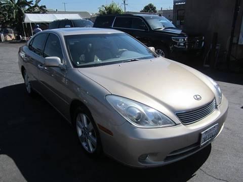2005 Lexus ES 330 for sale at Win Motors Inc. in Los Angeles CA