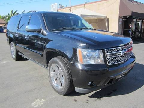2007 Chevrolet Suburban for sale at Win Motors Inc. in Los Angeles CA