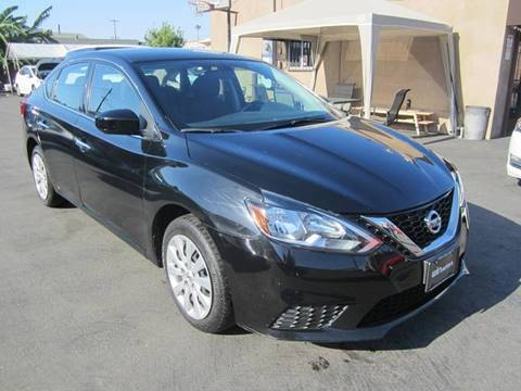 2016 Nissan Sentra for sale at Win Motors Inc. in Los Angeles CA