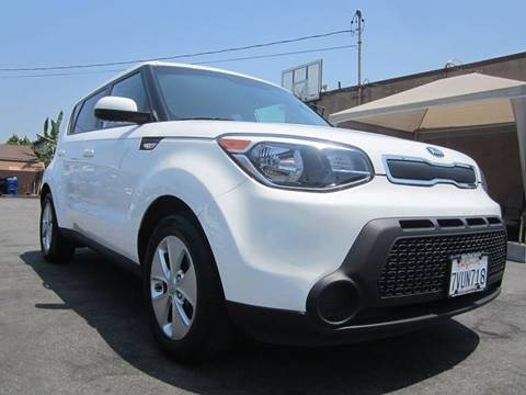 2014 Kia Soul for sale at Win Motors Inc. in Los Angeles CA