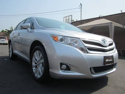 2013 Toyota Venza for sale at Win Motors Inc. in Los Angeles CA