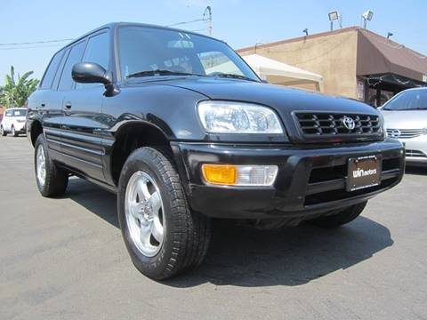 1999 Toyota RAV4 for sale at Win Motors Inc. in Los Angeles CA