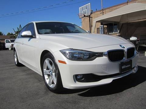 2013 BMW 3 Series for sale at Win Motors Inc. in Los Angeles CA