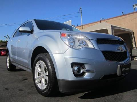 2015 Chevrolet Equinox for sale at Win Motors Inc. in Los Angeles CA