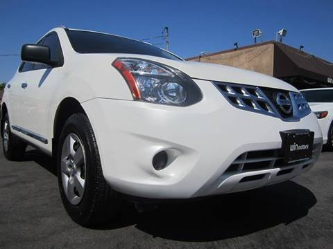 2015 Nissan Rogue Select for sale at Win Motors Inc. in Los Angeles CA