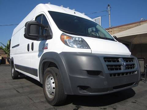 2017 RAM ProMaster Cargo for sale at Win Motors Inc. in Los Angeles CA