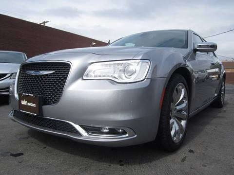 2018 Chrysler 300 for sale at Win Motors Inc. in Los Angeles CA