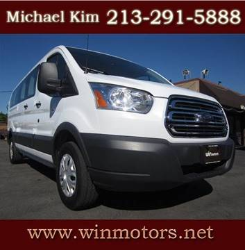 2017 Ford Transit Passenger for sale in Los Angeles, CA
