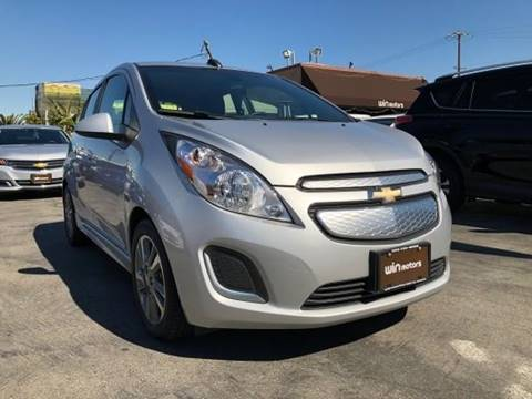 2016 Chevrolet Spark EV for sale in Los Angeles, CA