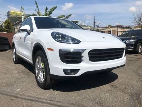 2016 Porsche Cayenne for sale in Los Angeles, CA