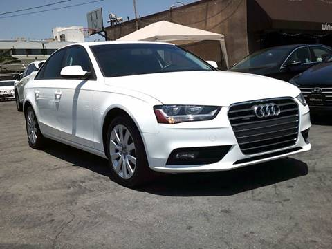 2014 Audi A4 for sale in Los Angeles, CA