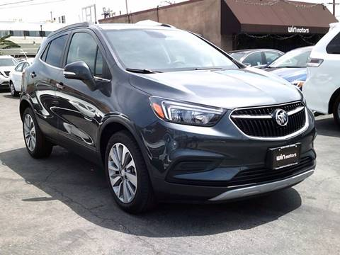 2017 Buick Encore for sale in Los Angeles, CA