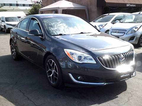 2017 Buick Regal for sale in Los Angeles, CA