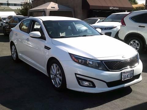 2015 Kia Optima for sale in Los Angeles, CA
