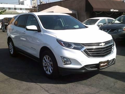 2018 Chevrolet Equinox for sale in Los Angeles, CA