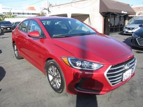 2018 Hyundai Elantra for sale in Los Angeles, CA