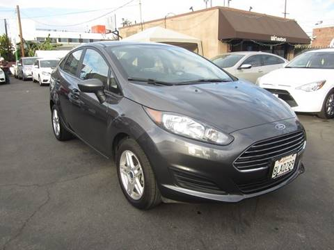 2017 Ford Fiesta for sale in Los Angeles, CA