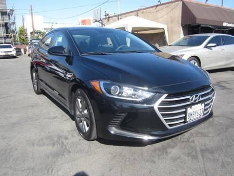 2017 Hyundai Elantra for sale in Los Angeles, CA