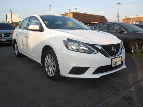 2019 Nissan Sentra for sale at Win Motors Inc. in Los Angeles CA