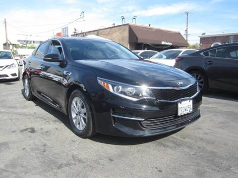 2016 Kia Optima for sale at Win Motors Inc. in Los Angeles CA