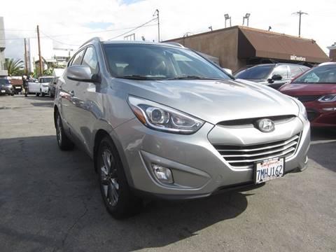2015 Hyundai Tucson for sale at Win Motors Inc. in Los Angeles CA