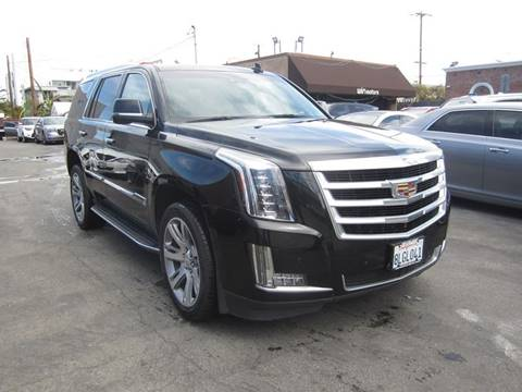 2016 Cadillac Escalade Luxury Collection for sale at Win Motors Inc. in Los Angeles CA