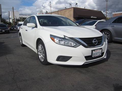 2016 Nissan Altima 2.5 for sale at Win Motors Inc. in Los Angeles CA