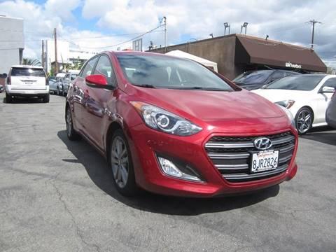 2016 Hyundai Elantra GT for sale at Win Motors Inc. in Los Angeles CA