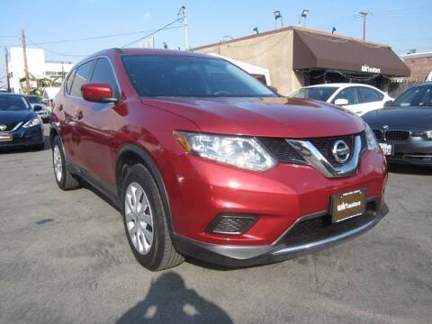 2016 Nissan Rogue S for sale at Win Motors Inc. in Los Angeles CA