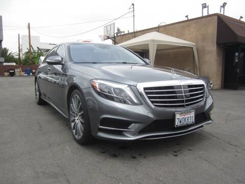 2017 Mercedes-Benz S-Class for sale at Win Motors Inc. in Los Angeles CA