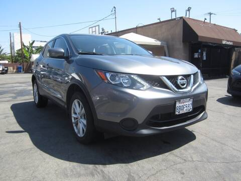 2017 Nissan Rogue Sport for sale at Win Motors Inc. in Los Angeles CA