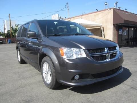 2019 Dodge Grand Caravan for sale at Win Motors Inc. in Los Angeles CA