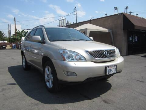 2007 Lexus RX 350 for sale at Win Motors Inc. in Los Angeles CA