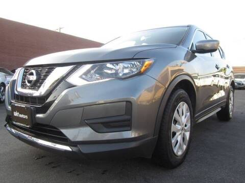 2017 Nissan Rogue for sale at Win Motors Inc. in Los Angeles CA