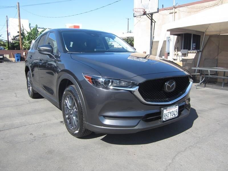 2019 Mazda CX-5 for sale at Win Motors Inc. in Los Angeles CA