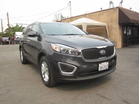 2017 Kia Sorento for sale at Win Motors Inc. in Los Angeles CA