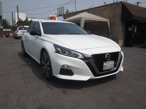 2019 Nissan Altima for sale at Win Motors Inc. in Los Angeles CA