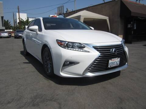 2018 Lexus ES 350 for sale at Win Motors Inc. in Los Angeles CA