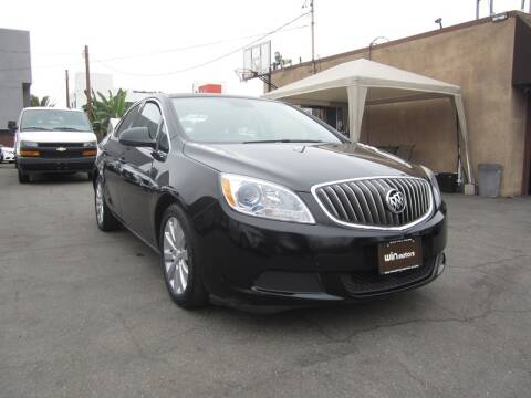 2016 Buick Verano for sale at Win Motors Inc. in Los Angeles CA