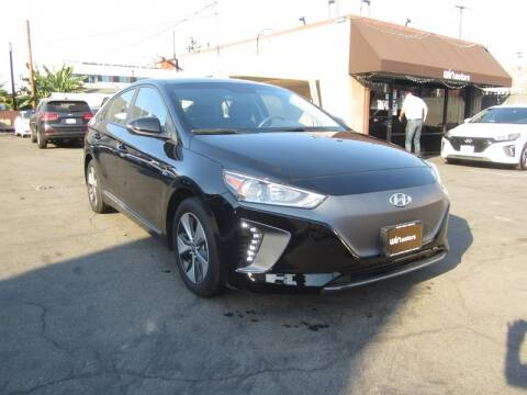 2018 Hyundai Ioniq Electric for sale at Win Motors Inc. in Los Angeles CA