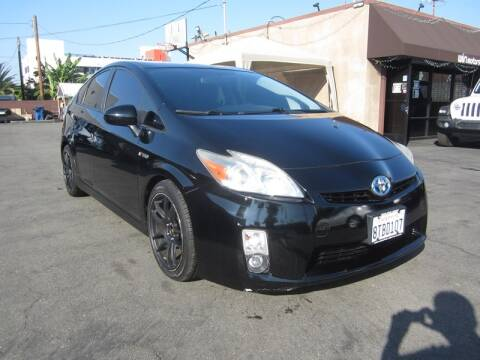 2010 Toyota Prius for sale at Win Motors Inc. in Los Angeles CA