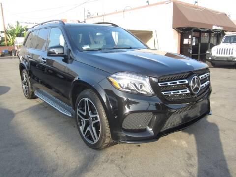 2017 Mercedes-Benz GLS for sale at Win Motors Inc. in Los Angeles CA