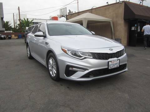 2019 Kia Optima for sale at Win Motors Inc. in Los Angeles CA