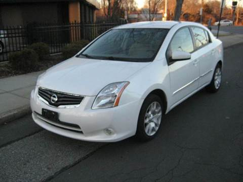 2012 Nissan Sentra for sale at Top Choice Auto Inc in Massapequa Park NY