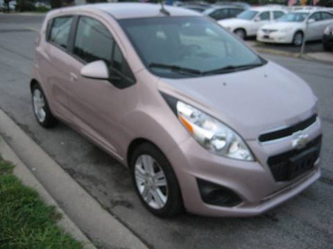 2013 Chevrolet Spark for sale at Top Choice Auto Inc in Massapequa Park NY