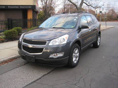 2012 Chevrolet Traverse for sale in Massapequa Park, NY