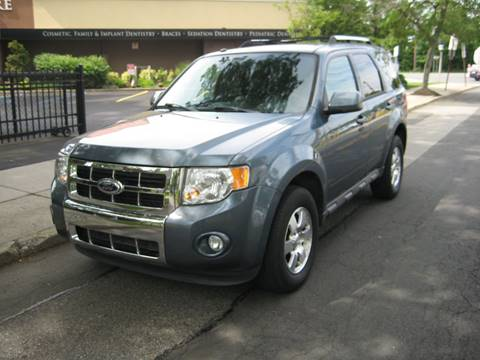 2012 Ford Escape for sale in Massapequa Park, NY